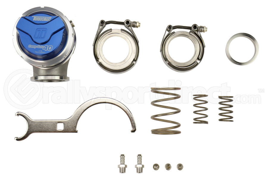 Turbosmart Comp-Gate40 GenV 7psi Blue - Universal