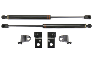 OLM Carbon Hood Damper Kit (Part Number: )