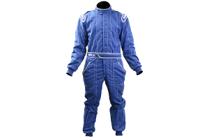 Sparco Sprint 6 Competition Suit Blue Size 54 ( Part Number: 00108654A)