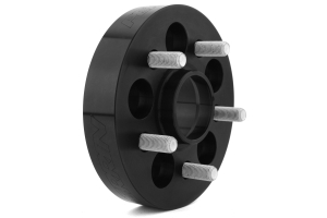 PERRIN Wheel Spacers 30mm 5x100 Black Pair (Part Number: )