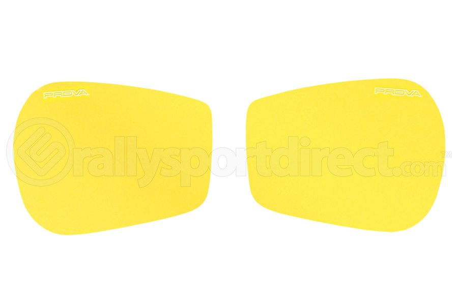 Prova Wide-View Door Mirrors Yellow (Part Number:90500IT0010)
