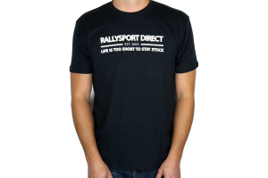 RallySport Direct Too Short to Stay Stock Vintage T-Shirt (Part Number: )