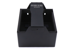 Mele Design Battery Mount 900 Series Black Texture - Subaru WRX / STI 2008-2014