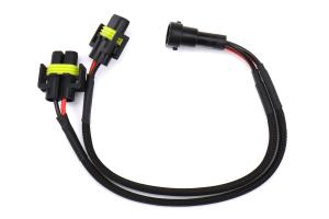 OLM Rear Fog Light Wiring Splitter - Subaru WRX / STI 2015 - 2020