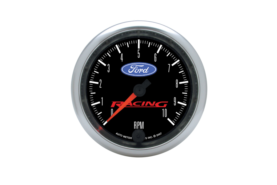 Autometer Ford Racing In-Dash Tachometer Gauge 3-3/8in - Universal