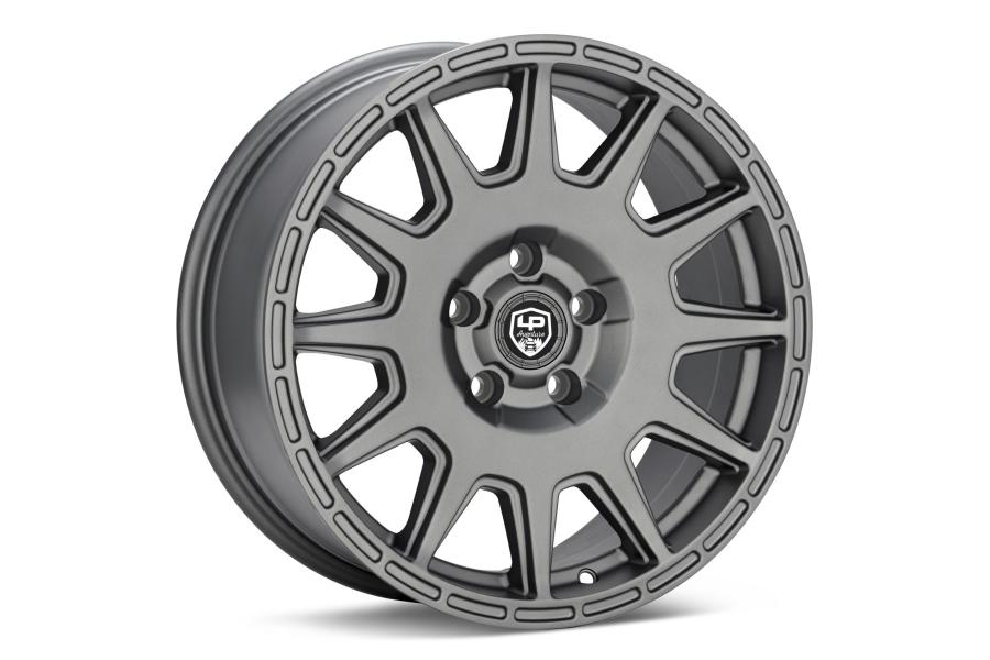 LP Aventure LP1 Wheel 17x7.5 +20 5x100 Matte Grey - Universal