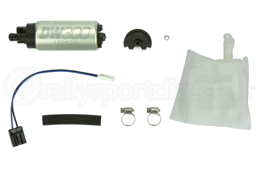 DeatschWerks DW300 Series Fuel Pump w/ Install Kit (Part Number:9-301-0791)