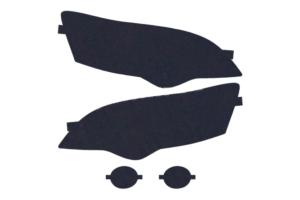 Lamin-X Headlight Covers (Multiple Colors) - Subaru Legacy 2005-2007