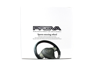 Prova D-Shaped Steering Wheel (Part Number: )