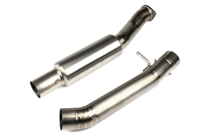 Tomei Expreme Ti Titanium Cat Back Exhaust (Part Number: )