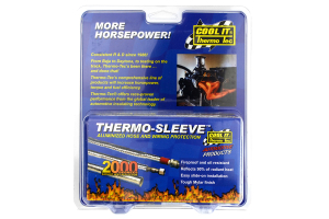 Thermo Tec Thermo-Sleeve 2in x 3ft (Part Number: )