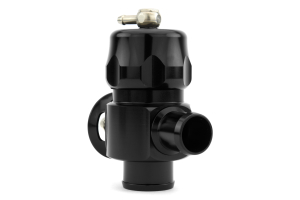 Turbosmart Dual Port Blow Off Valve Black ( Part Number:TBS TS-0215-1018)