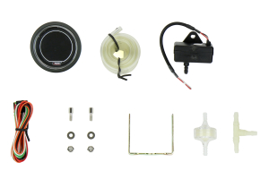 ProSport Evo Boost Gauge (Part Number: 216EVOWGBO.PSI)