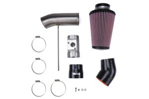 ETS Performance Air Intake w/ MAF Housing Brushed Titanium - Subaru STI 2015-2021