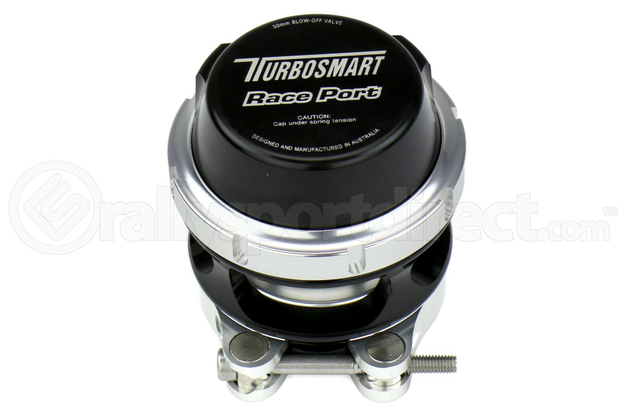 Turbosmart Universal Raceport Black (Part Number:TS-0204-1104)