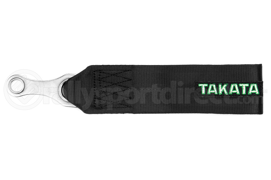 Takata Tow Strap Black ( Part Number:TAK 78009-0)