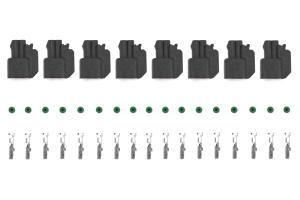 Injector Dynamics Fuel Injectors 1000cc ( Part Number:IND 1000.48.14.15.8)