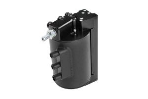 IAG Street Series Air Oil Separator Black (Part Number: )
