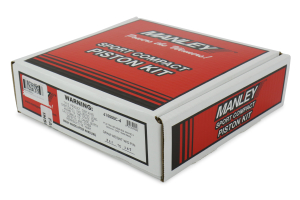Manley Performance Platinum Series Piston Set 92mm 8.5:1 ( Part Number:MAN 615000C-4)