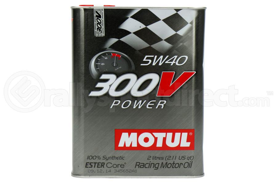 motul 300v power 5w40 engine oil 2l 104242 free shipping. Black Bedroom Furniture Sets. Home Design Ideas