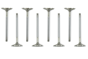 Manley Performance Race Flo Stainless Steel Intake Valves (Part Number: )