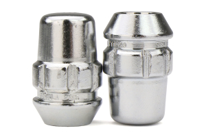 Gorilla Acorn Locking Silver 12x1.50 - Universal