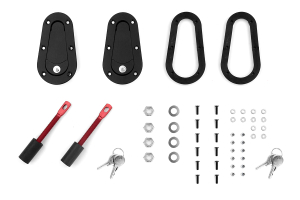 Aerocatch Hood Pins Locking Kit ( Part Number:ACH 120-2100)