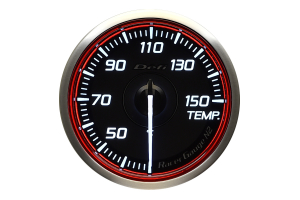 Defi DF Racer Temp Gauge Celsius 60mm - Universal