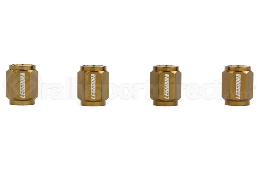 KICS Leggdura Racing Bronze Valve Cap (Part Number:WCKIVB)