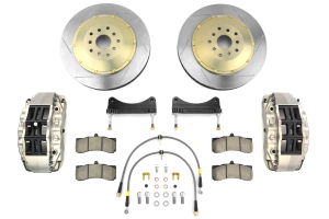 Stoptech ST60 Trophy Style Front Big Brake Kit ( Part Number: 83.838.6700.R1)