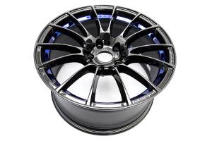 WedsSport SA-72R 5x114.3 Blue Light Chrome II - Universal