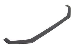 OLM Matte Black Extension Lip For VA Style Lips - Subaru WRX / STI 2015-2017