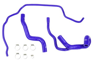 Mishimoto Silicone Radiator Hose Kit Blue ( Part Number: MMHOSE-MS3-07BL)