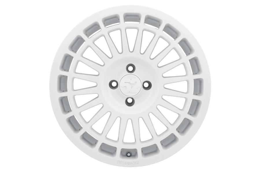 fifteen52 Integrale 17x7.5 +42 4x108 Rally White - Universal