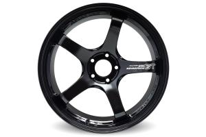 Advan GT Beyond 19x9.5 +38 5x114.3 Racing Titanium Black - Universal