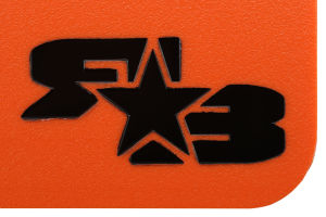 RokBlokz XL Rally Mud Flaps - Subaru Models (inc. 2002-2007 WRX / STI)
