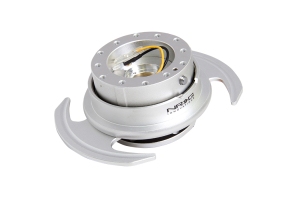 NRG Quick Release 3.0 Silver - Universal