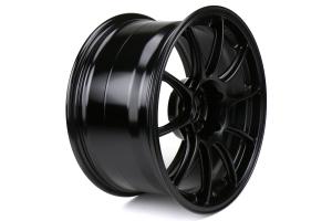 WedsSport TC105X 18x9.5 +35 5x114.3 Circuit Black - Universal