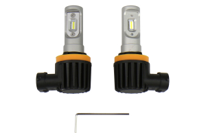 OLM First Strike H11 5700K LED DRL Bulbs - Universal