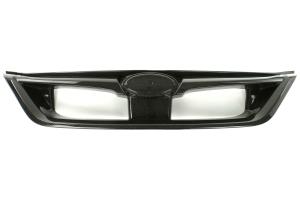 Seibon Carbon Fiber S Style Grille - Subaru WRX 2011-2013 / STI 2011-2013