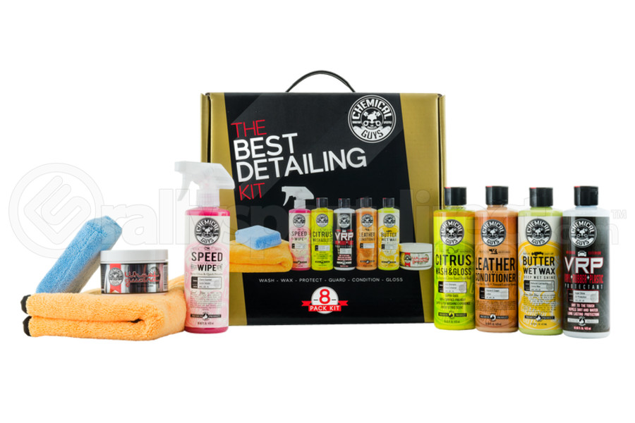 Chemical Guys The Best Detailing Kit - Universal