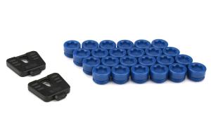 Muteki SR45R Plastic Caps Blue - Universal