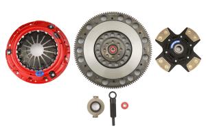 South Bend Clutch Stage 4 Extreme Clutch Kit w/ Flywheel - Subaru Models (inc. 2006+ WRX / 2005-2009 Legacy GT)