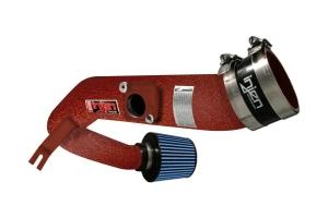 Injen Cold Air Intake System Wrinkle Red - Subaru WRX Sedan 2002 - 2006