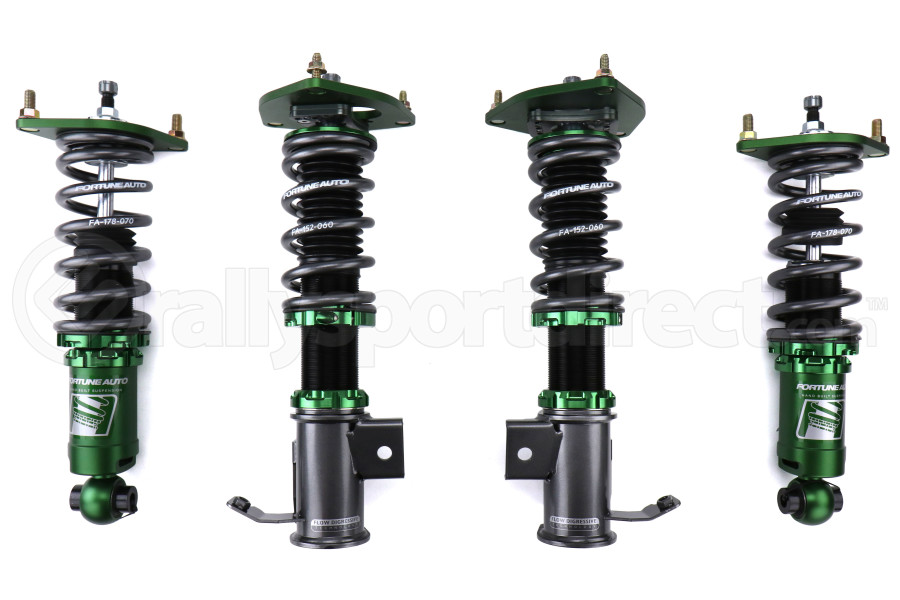 Fortune Auto 500 Series Coilovers - Scion FR-S 2013-2016 / Subaru BRZ 2013+ / Toyota 86 2017+