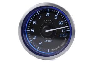 Defi DF Blue Racer N2 Exhaust Temp Gauge Metric 52mm - Universal