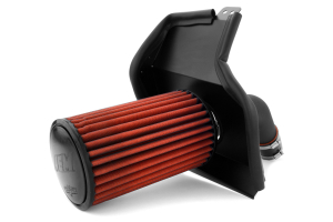 AEM Cold Air Intake Wrinkle Black - Subaru STI 2015-2017