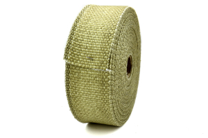 Thermo Tec Exhaust Wrap Kit 2in Regular (Part Number: )