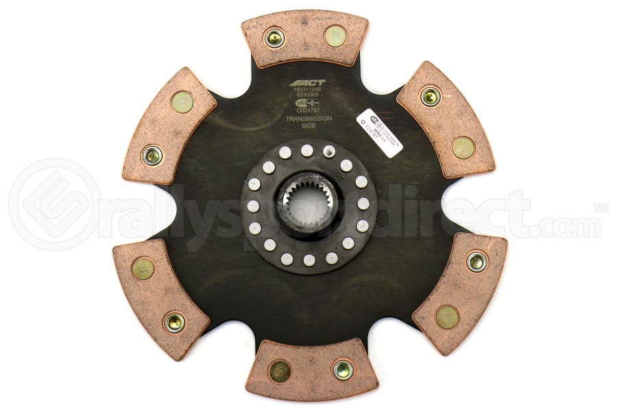 ACT 6 Puck Rigid Race Replacement Disc  (Part Number:6240006)