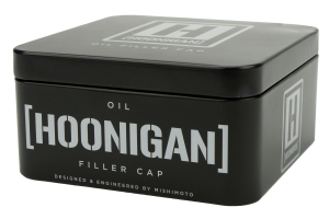 Mishimoto Hoonigan Oil Filler Cap Red (Part Number: )
